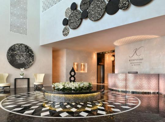 Hotel fotografií: Kempinski Residences & Suites, Doha