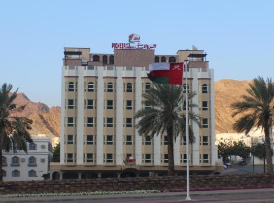 Hotel fotografií: Pioneer Hotel Apartments Muscat