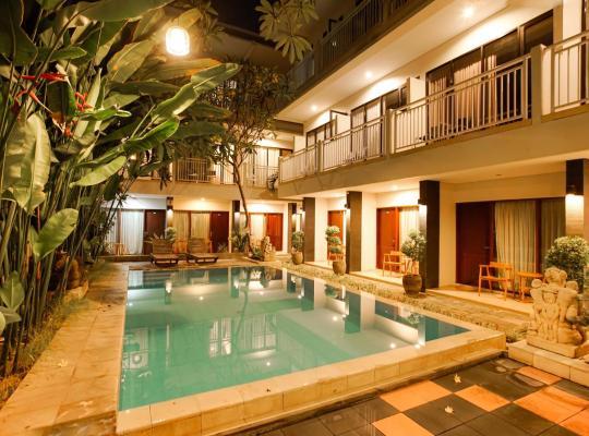 ホテルの写真: The Kubu Hotel
