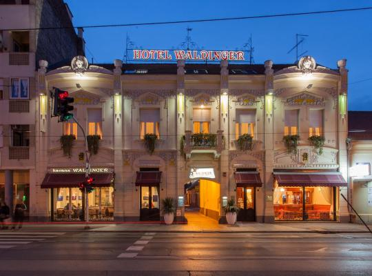 Hotel Valokuvat: Hotel Waldinger