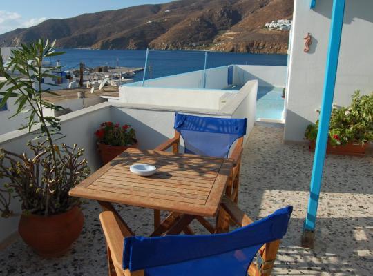 Hotel Valokuvat: Aegeon Pension