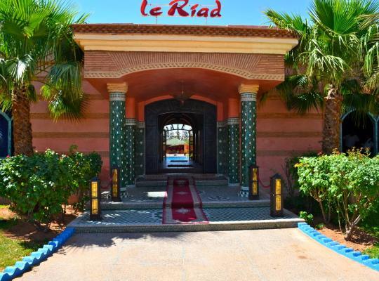 Фотографії готелю: Hotel Le Riad