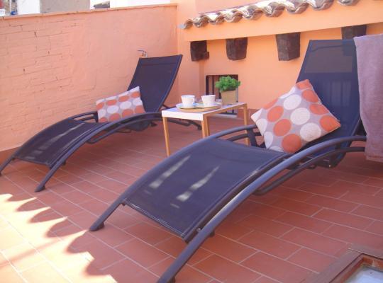 ホテルの写真: Apartamentos Lonja Mercado