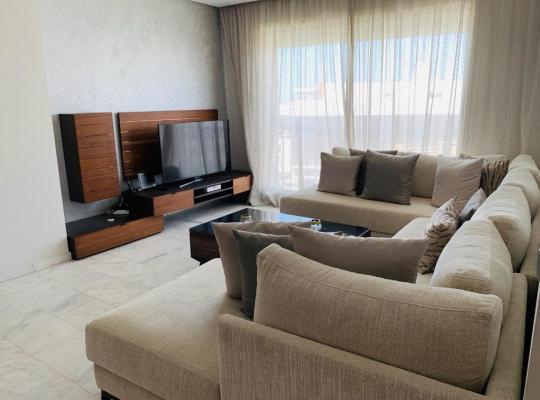 Fotos do Hotel: appartement neuf, moderne et bien ensoleillé