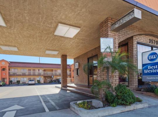 Photos de l'hôtel: Best Western Pasadena Inn