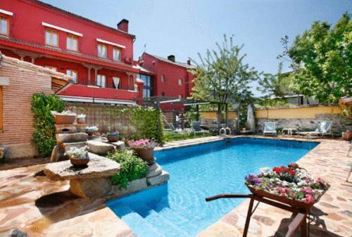 Hotel foto 's: Hotel Rincon de Traspalacio