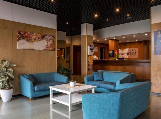 รูปภาพจากโรงแรม: Meditur Hotel Pisa