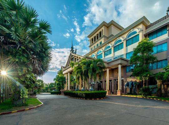 Фотографії готелю: Pacific Hotel & Spa