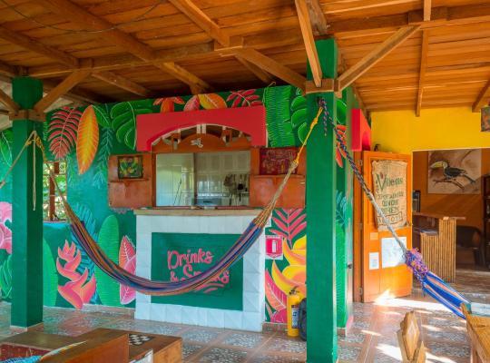 תמונות מלון: Casas Colibri Hostal Minca