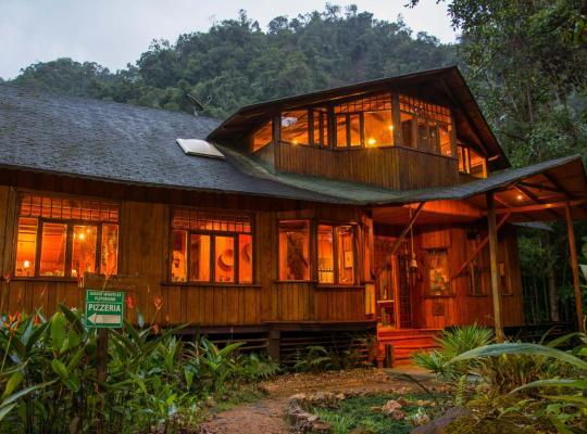 Foto dell'hotel: Mindo Garden
