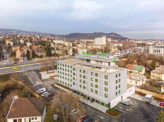Photos de l'hôtel: ibis Styles Budapest Citywest