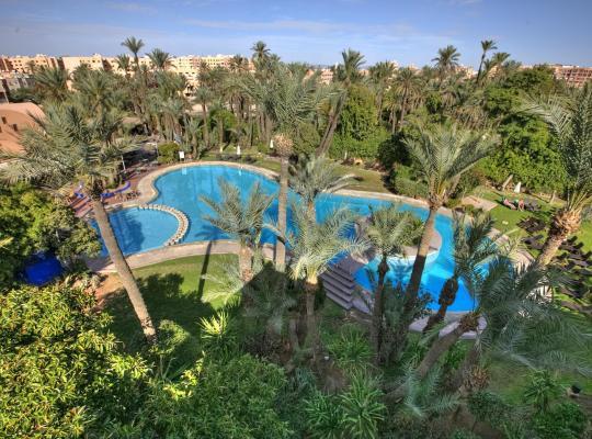 होटल तस्वीरें: Hôtel Marrakech Le Semiramis