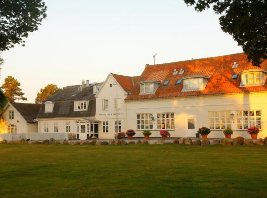 Fotografii: Rødvig Kro og Badehotel