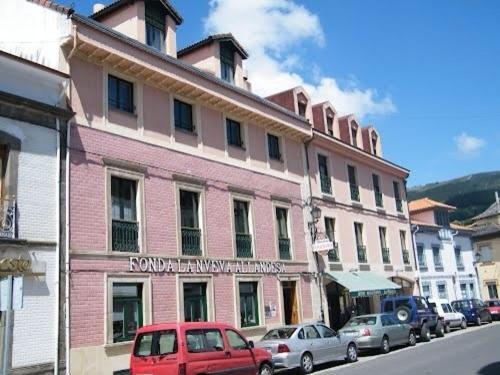ホテルの写真: Hotel Nueva Allandesa