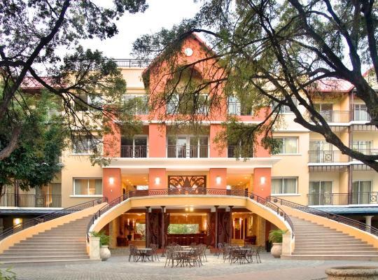Viesnīcas bildes: Karibe Hotel