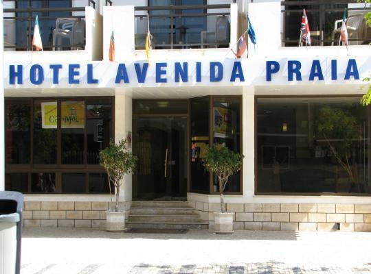 Hotel foto 's: Hotel Avenida Praia