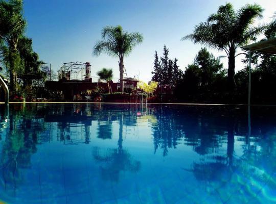 होटल तस्वीरें: Hotel Riad L' Arganier D' Or