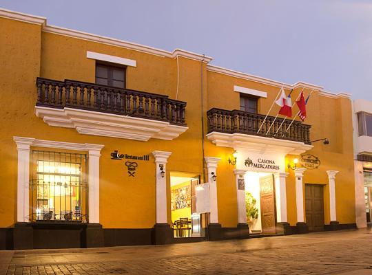 Хотел снимки: Casona Mercaderes