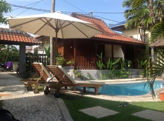 Hotellet fotos: Andy's Surf Villa & Bungalows