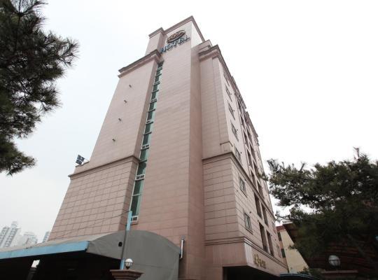Hotel foto: Cheonan Best B Hotel