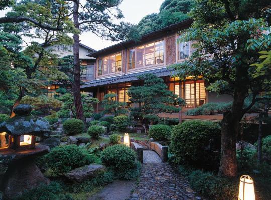 Viesnīcas bildes: Nishimuraya Honkan
