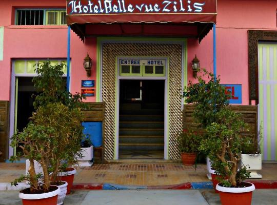 Fotos do Hotel: Hotel Belle Vue Zillis