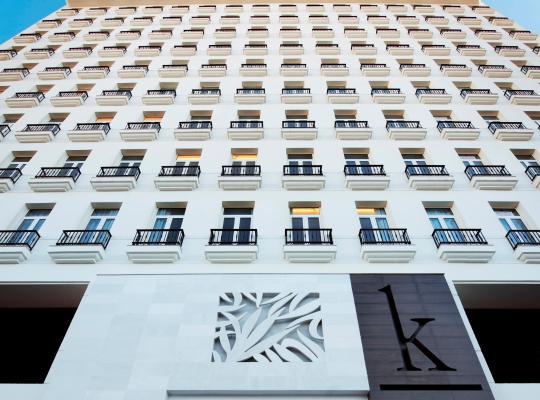 Zdjęcia obiektu: K108 Hotel Doha