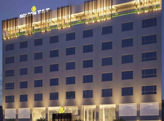 酒店照片: Golden Tulip Dammam Corniche Hotel