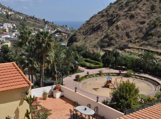 Hotel bilder: Hotel Rural Villa de Hermigua
