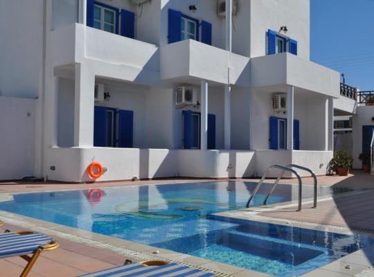 Hotellet fotos: Cyclades Hotel