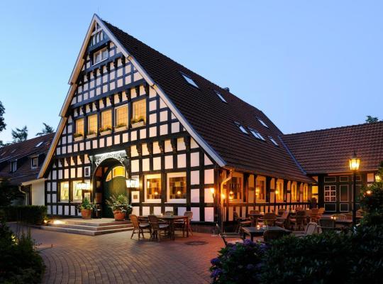 Hotel bilder: VILA VITA Burghotel Dinklage