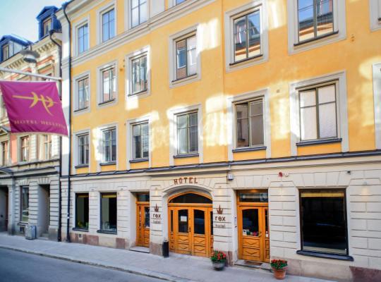 Fotos do Hotel: Rex Hotel