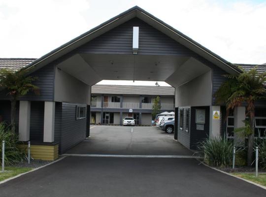 Otel fotoğrafları: Aveda Motor Lodge