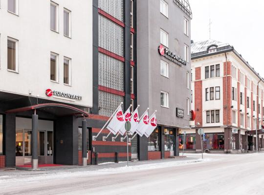 Hotel fotografií: Original Sokos Hotel Puijonsarvi