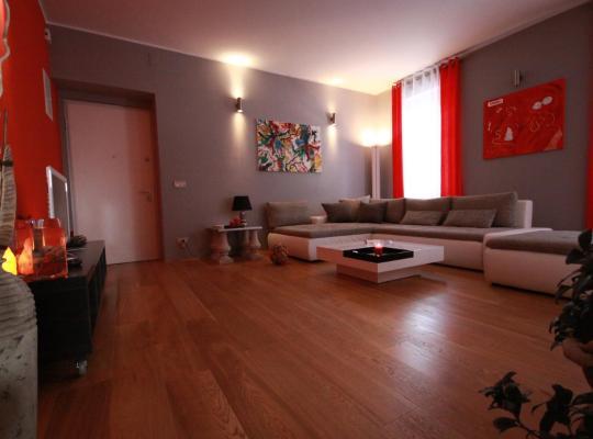 Hotel fotografií: Apartment Villa Mandria