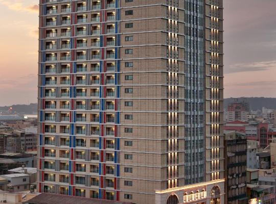Képek: Fullon Hotel Kaohsiung