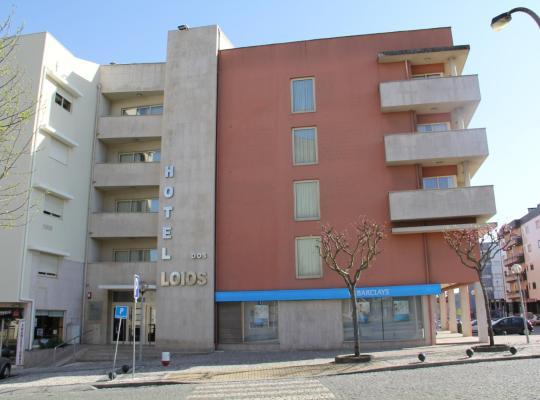 Képek: Hotel dos Loios