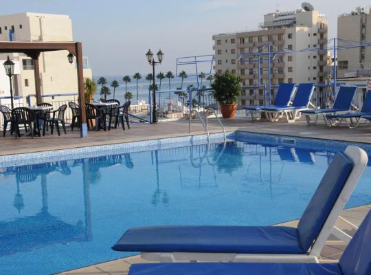 Otel fotoğrafları: Atrium Zenon Hotel Apartments