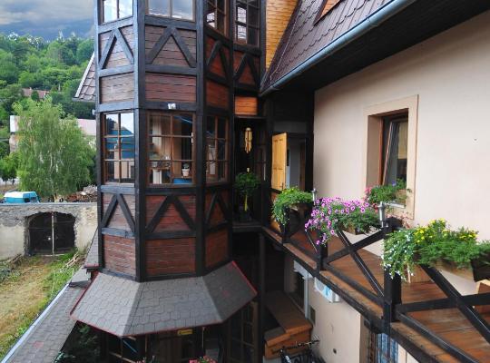 รูปภาพจากโรงแรม: Penzion Veza