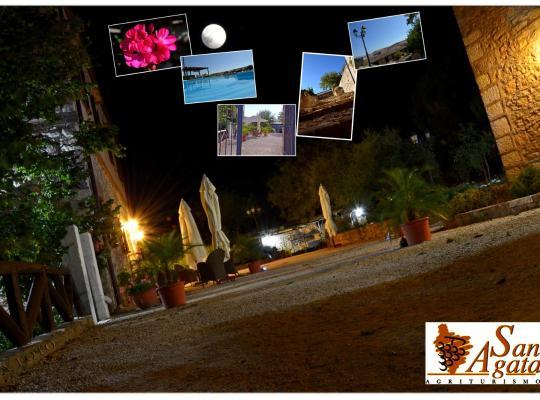 Fotos do Hotel: Agriturismo Sant'Agata