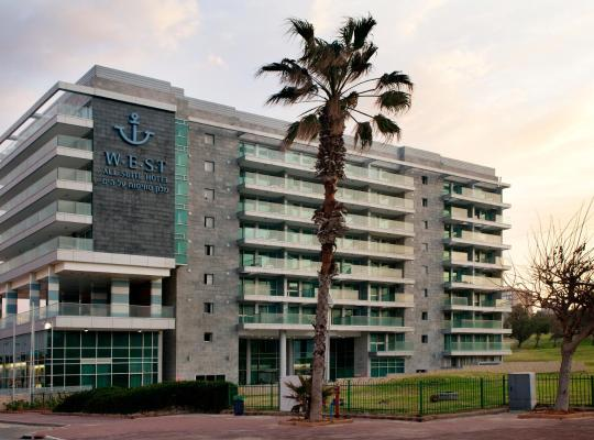 Képek: West Boutique Hotel Ashdod