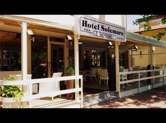 ホテルの写真: Hotel Solemare