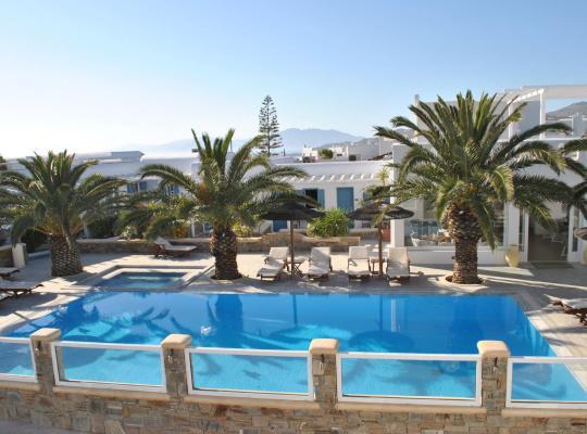酒店照片: Petinaros Hotel