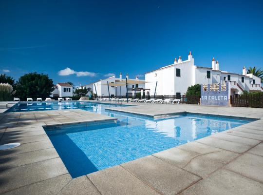 호텔 사진: Apartamentos Sa Caleta