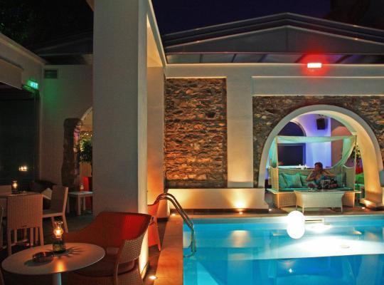 Хотел снимки: Hotel Lido Thassos
