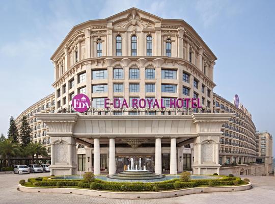 Képek: E-DA Royal Hotel