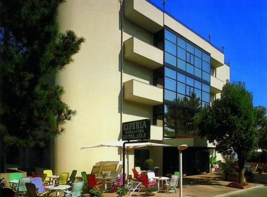 Hotel fotografií: Hotel Esperia