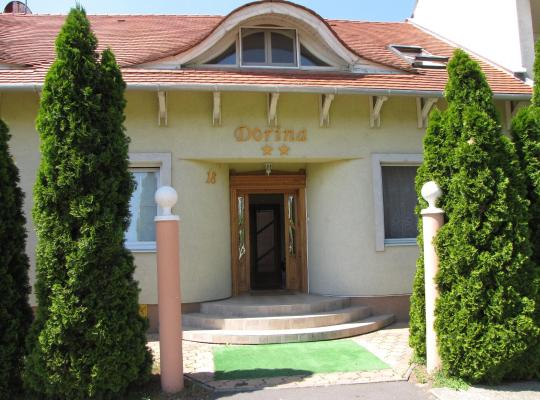 Хотел снимки: Dorina Vendégház