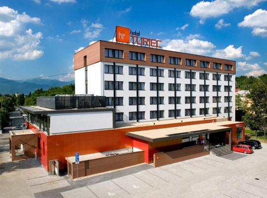 Φωτογραφίες του ξενοδοχείου: Hotel Turiec