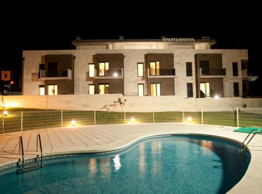 Otel fotoğrafları: Costa Quebrada Apartamentos